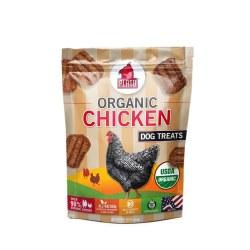 Organic Chicken Strips Dog Treats 16oz