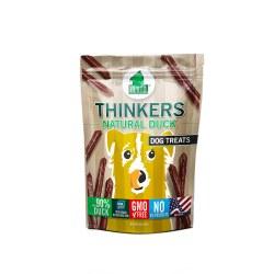 Thinkers Duck Stick Dog Treats 10oz