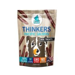 Thinkers Salmon Stick Dog Treats 10oz