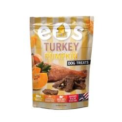EOS Turkey with Pumpkin Dog Treats 4oz
