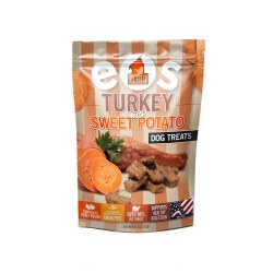 EOS Turkey with Sweet Potato Dog Treats 4oz