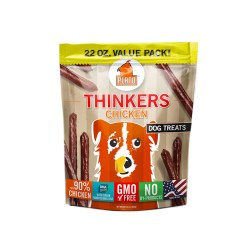 Thinkers Chicken Stick Dog Treats 22oz