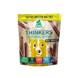Thinkers Duck Stick Dog Treats 22oz