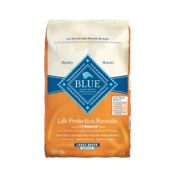 Chicken & Brown Rice Recipe Large Breed Dry Dog Food 15lb