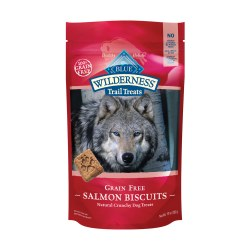 Trail Treats Salmon Recipe Dog Biscuits 10oz
