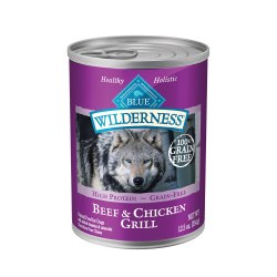Beef & Chicken Grill Canned Dog Food 12.5oz
