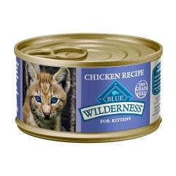 Chicken Recipe Canned Kitten Food 3oz