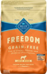 Chicken Recipe Large Breed Dry Dog Food 24lb