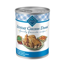 Family Favorite Sunday Chicken Dinner Canned Dog Food 12.5oz