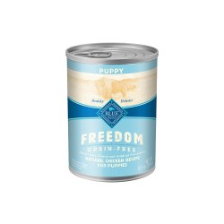 Natural Chicken Recipe Canned Puppy Food 12.5oz