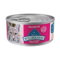 Salmon Recipe Canned Cat Food 5.5oz