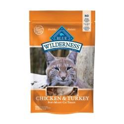 Chicken & Turkey Cat Treats 2oz