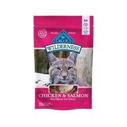 Chicken & Salmon Cat Treats 2oz