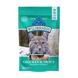 Chicken & Trout Cat Treats 2oz