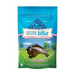 Bits Savory Salmon Dog Training Treats 4oz
