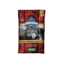 Rocky Mountain Red Meat Recipe Dry Dog Food 22lb
