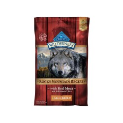 Rocky Mountain Red Meat Recipe Large Breed Dry Dog Food 22lb