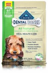 Dental Bones Dental Dog Chew Mini (5-15lb) 27oz