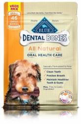 Dental Bones Dental Dog Chew Small (15-25lb) 27oz