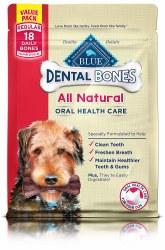 Dental Bones Dental Dog Chew Regular (25-50lb) 27oz