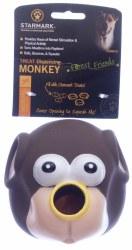 Treat Dispensing Monkey Dog Toy