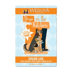 Dogs in the Kitchen Goldie Lox Dog Food Pouch 2.8oz