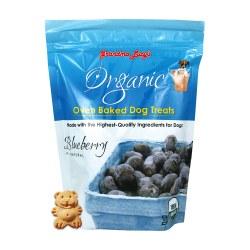 Organic Blueberry Dog Treat 14 oz