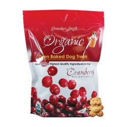 Organic Cranberry Dog Treat 14oz