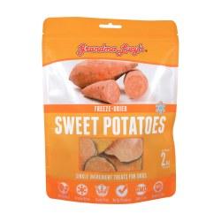 Singles Sweet Potato Freeze Dried Dog Treat 2oz