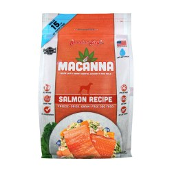 Macanna Beef Freeze Dried Dog Food 3lb