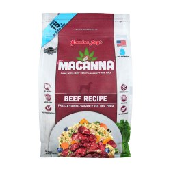 Macanna Salmon Freeze Dried Dog Food 3lb