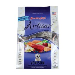 Artisan Venison Freeze Dried Dog Food 3lb
