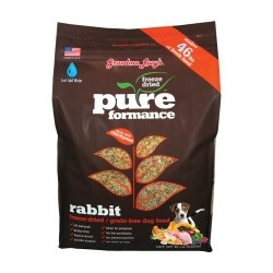 Pureformance Rabbit Freeze Dried Dog Food 10lb