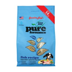 Pureformance Fish Freeze Dried Dog Food 3lb