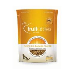 Pumpkin and Banana Flavor Crunchy Dog Treat 7oz