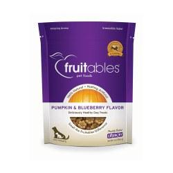 Pumpkin and Blueberry Flavor Crunchy Dog Treat 7oz