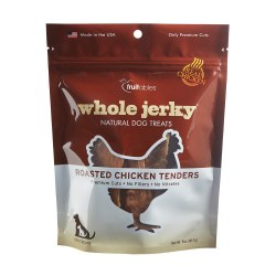 Whole Roasted Chicken Tenders Dog Treat 5oz