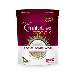 Greek Coconut Yogurt Flavor Crunchy Dog Treat 7oz