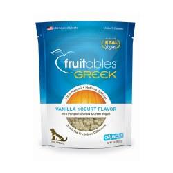 Greek Vanilla Yogurt Flavor Crunchy Dog Treat 7oz