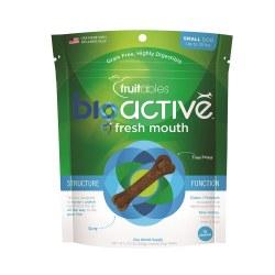 BioActive Fresh Mouth Dental Dog Chew Small 7.4oz