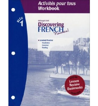 DISCOVERING FRENCH 1 ACTIVITIES POUR TOUS WORKBOOK WRAPPED