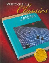 USED ALGEBRA FORESTER CLASSICS