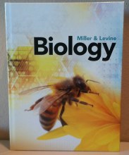 USED BIOLOGY MILLER AND LEVINE