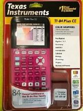 CALCULATOR TI-84 PLUS CE PINK