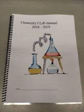 CHEM I LAB MANUAL
