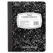 COMP BOOK BLACK COLLEGE RULED