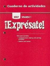 EXPRESATE SPAN 1 ACTIVIDADES
