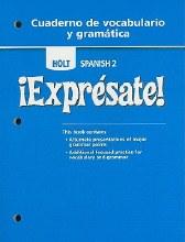 EXPRESATE SPAN 2 GRAMMATICA