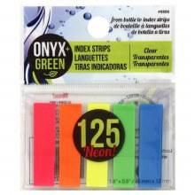 "FLAGS STRIP ONYX ""GREEN"""
