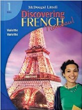 USED DISCOVERING FRENCH 1
